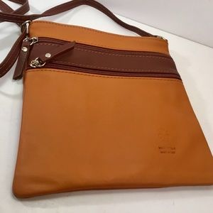 Bores In Pelle Leather Purse